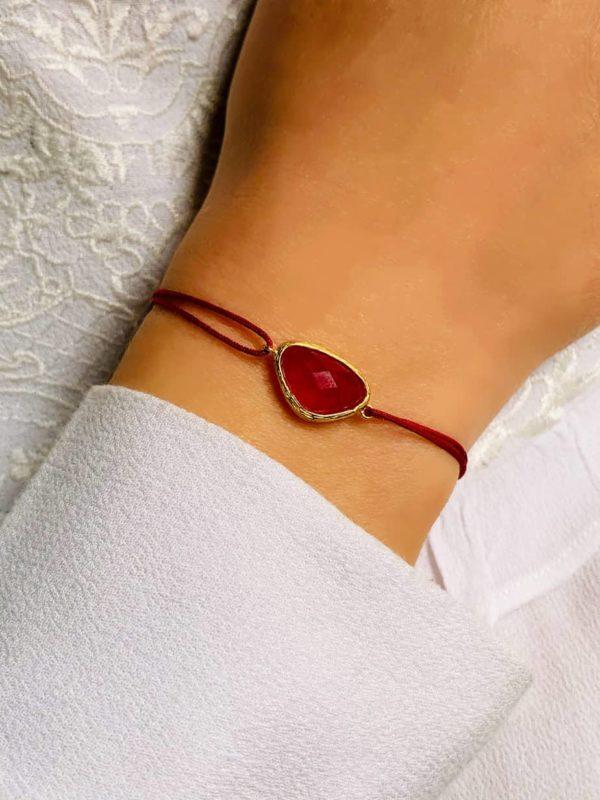 Bracelet cordon Delta 925 grammes
