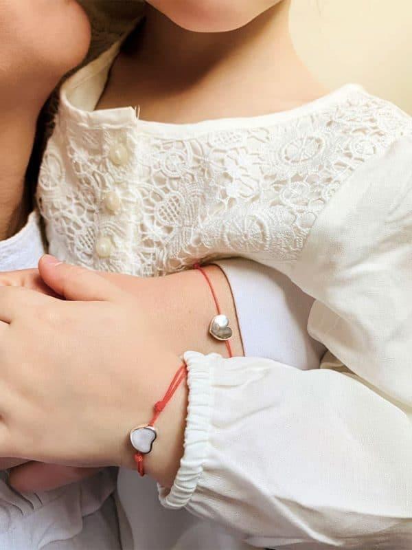 Collection-Mère-Fille-Bracelet-cordon-Coeur-800x1067-925grammes.com