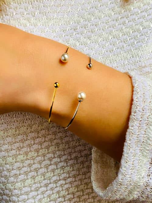 Bracelets-Olivia-Argent-et-Plaque-Or-800x1067-925grammes.com