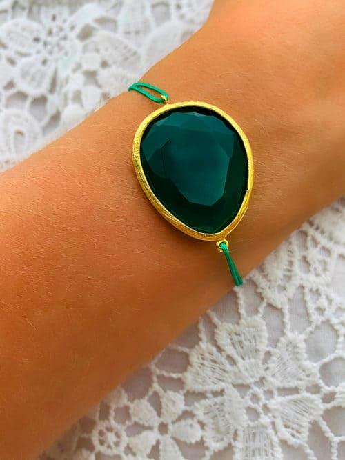 Bracelet-Cordon-Grand-Delta-Vert-800x1067-925grammes.com